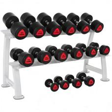 Гантельный ряд Hammer 10-20 кг, код: H-4741