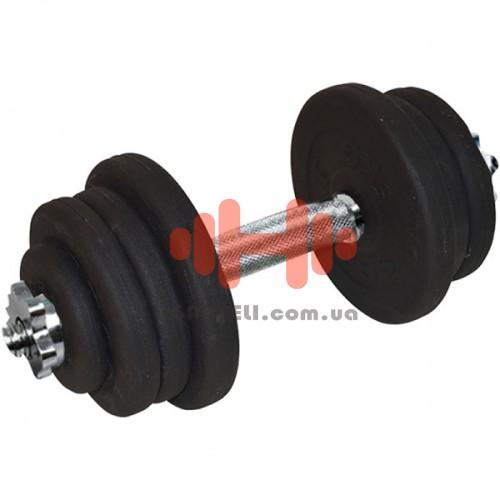 Гантель CrossGym 25,5 кг, код: A00317