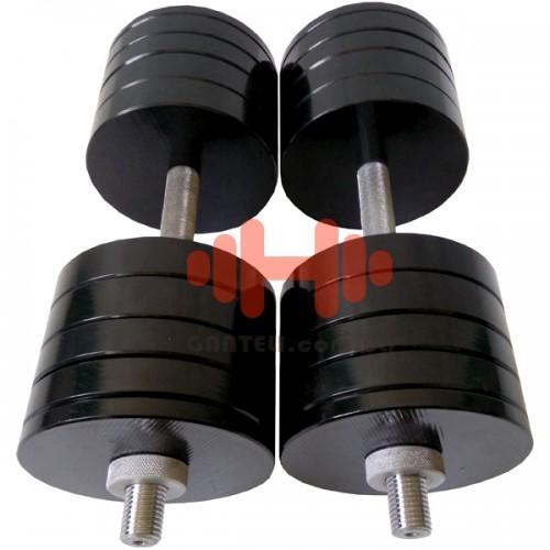 Гантель CrossGym 42 кг (пара), код: SG42