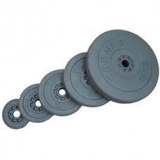 Диск композитный Torneo: D=30мм., 0,5-20 кг., код: 1008-XX