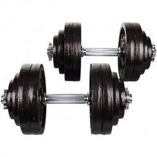 Гантели Hop-Sport 2х30 кг., код: HS-MK2-30