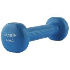 Гантель для фитнесса HMS 0,5 кг, код: 17023-05