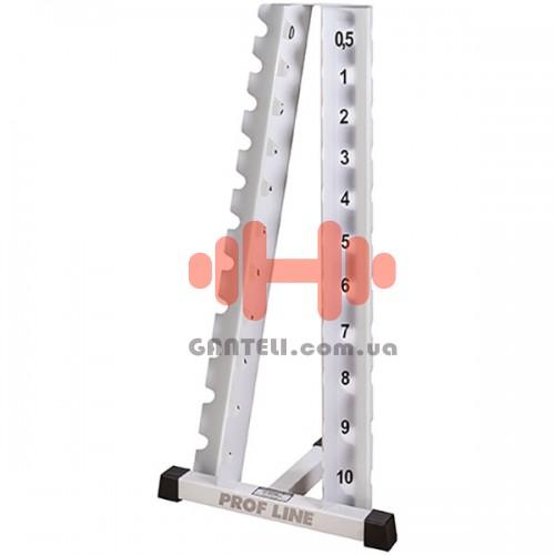 Стойка под гантели (0,5-10 кг.) InterAtletika Gym Standart, код: ST403.1