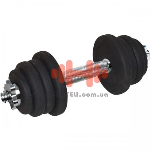 Гантель CrossGym 17 кг, код: A00314