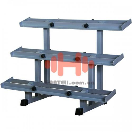 Подставка для гантелей (9 пар) InterAtletika Gym Business, код: BT408