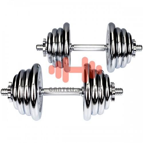 Гантель разборная Hop-Sport 2х20 кг, код: HD378