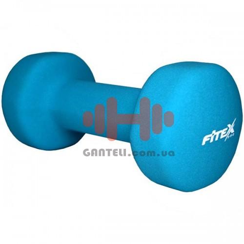 Гантель для фитнеса Fitex 3 кг, код: MD2015-3N