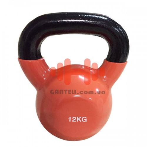 Гиря виниловая Rising 12 кг., код: DB2174-12