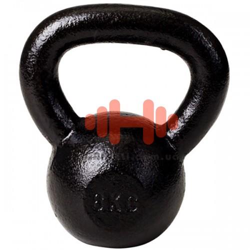 Гиря Hop-Sport 8 кг, код: 100095-8
