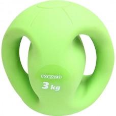 Гиря для фитнеса Torneo: 3 кг., код: A-215