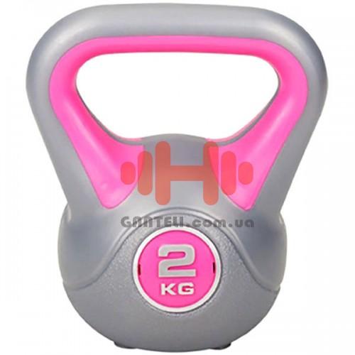 Гиря Hop-Sport 2 кг., код: HD900