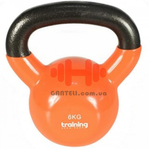 Гиря Training ShowRoom Fitness Premium 6 кг, код: A04.03.005-6