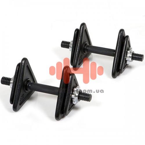 Гантели Men's Health 2х10 кг, код: H-5086