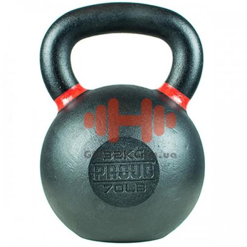 Гири чугунные Proud Top Training 32 кг, код: A04.03.001-32