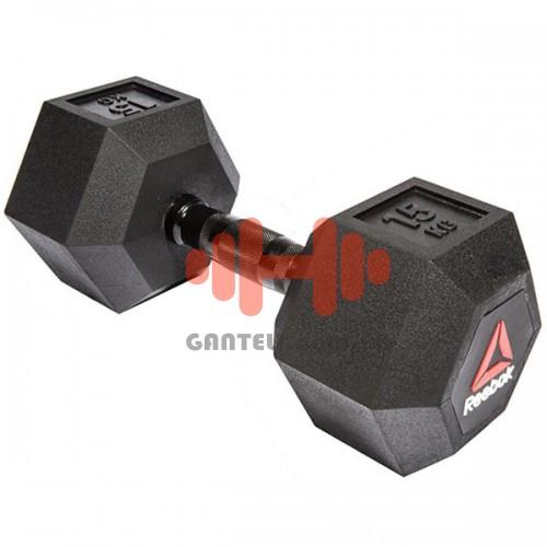 Гантель Reebok 15 кг, код: RSWT-11150