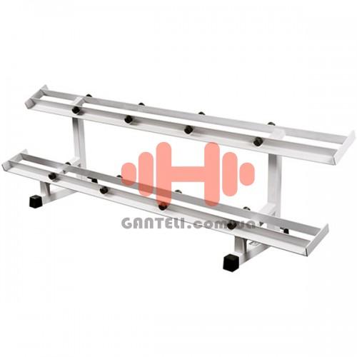 Стойка под гантели (10 пар) InterAtletika Gym Standart, код: ST402