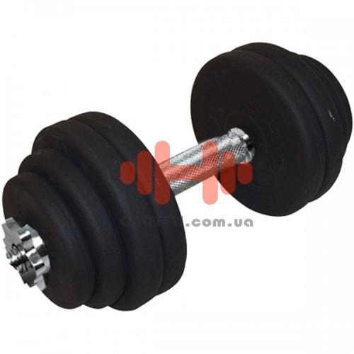 Гантель CrossGym 31,5 кг, код: A00318