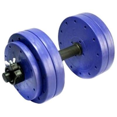 Гантель набірна металева CrossGym Titan 15 кг, код: 2-110271