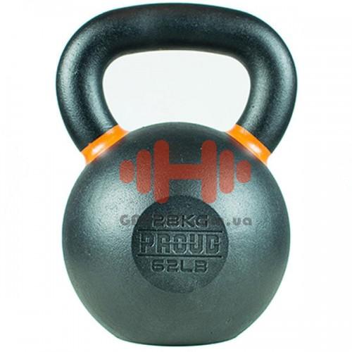 Гири чугунные Proud Top Training 28 кг, код: A04.03.001-28