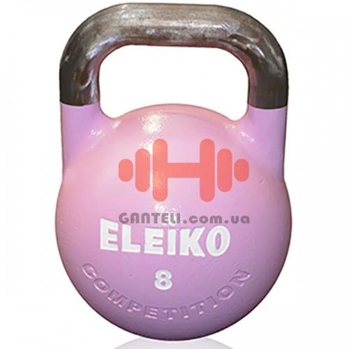 Гиря Eleiko 8 кг., код: 383-0080