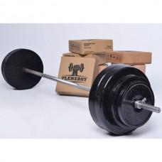 Штанга в наборе Plenergy 55 кг., код: RV-10