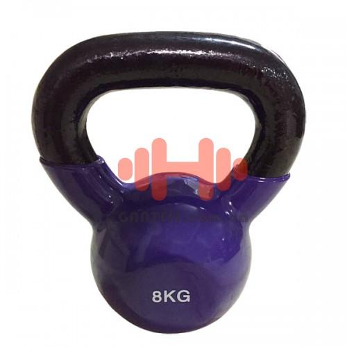 Гиря виниловая Rising 8 кг., код: DB2174-8