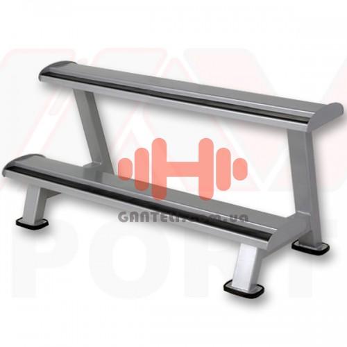 Подставка для гантелей 6 пар CrossGym, код: MV1124