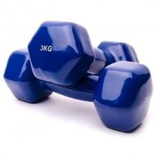 Гантель для фитнеса Alex 2х3, код: VDD-03