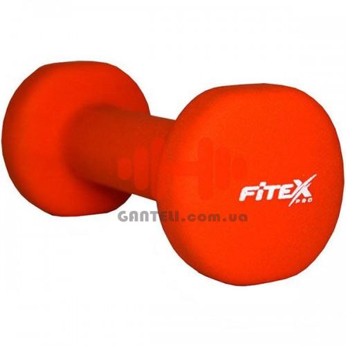 Гантель для фитнеса Fitex 1, код: MD2015-1N