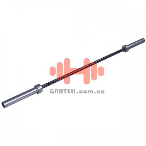 Гриф Crossmaxx 1800 мм. D=50 мм. 600 кг., код: LMX43