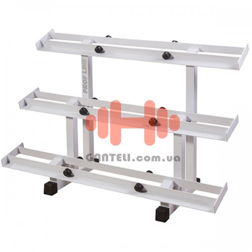 Подставка для гантелей (9 пар) InterAtletika Gym Standart, код: ST408