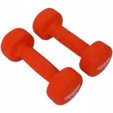 Гантель для фитнеса Torneo: 2 x 2 кг., код: A-929P