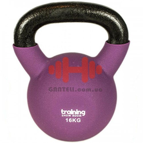 Гиря Training ShowRoom Fitness Premium 16 кг, код: A04.03.003-16