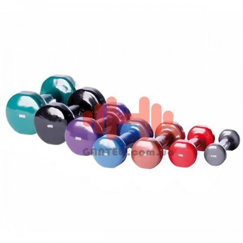 Гантель для фитнеса Lifemaxx 1х2, код: LMX1150.20