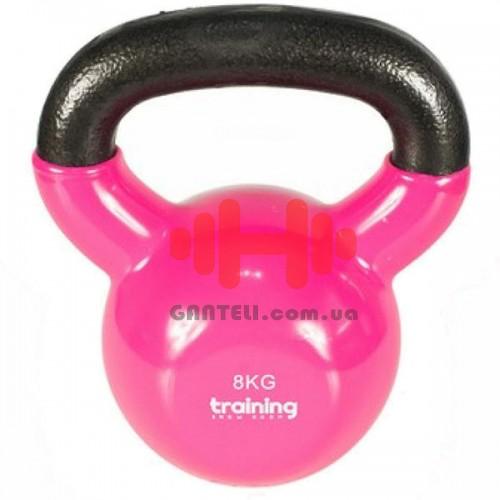 Гиря Training ShowRoom Fitness Premium 8 кг, код: A04.03.005-8