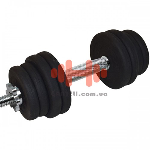 Гантель CrossGym 21 кг, код: A00315