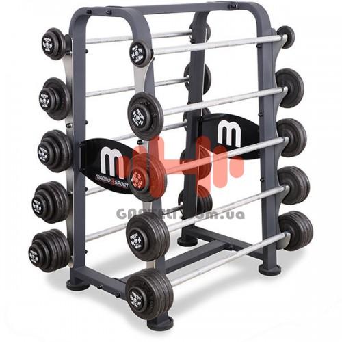 Стойка для штанг Marbo-Sport 10-55 кг., код: MP-S211