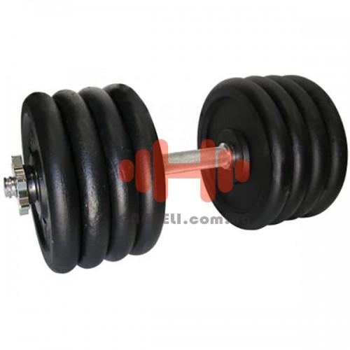 Гантель регулируемая Newt 42 кг., код: TI-968-745-42-1