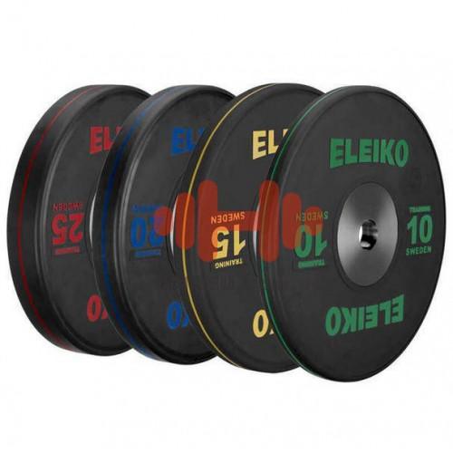 Комплект дисков CrossGym 140 кг (обрезиненный D=50 мм), код: 3001121-XX