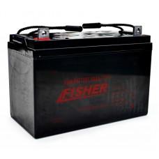 AGM аккумулятор Fisher 80Ah 12V, код: 80Ah agm