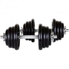 Гантель разборная Hop-Sport 2х20 кг, код: HD339