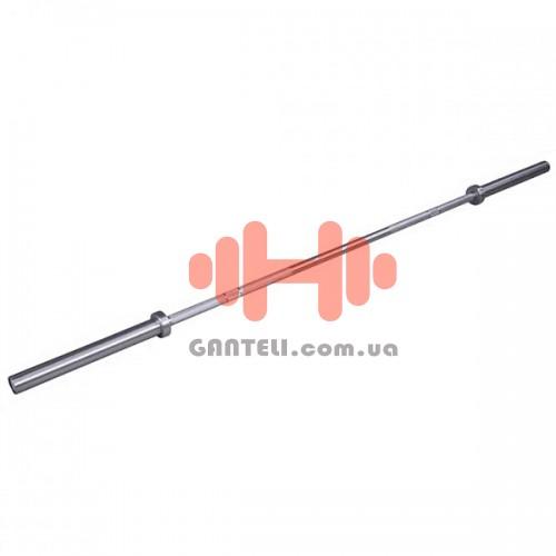 Гриф Lifemaxx 2200 мм. D=50 мм. 315 кг., код: LMX31
