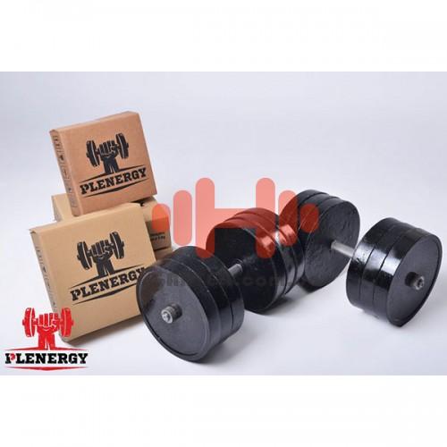 Гантели разборные Plenergy 2х32 кг., код: RV-02