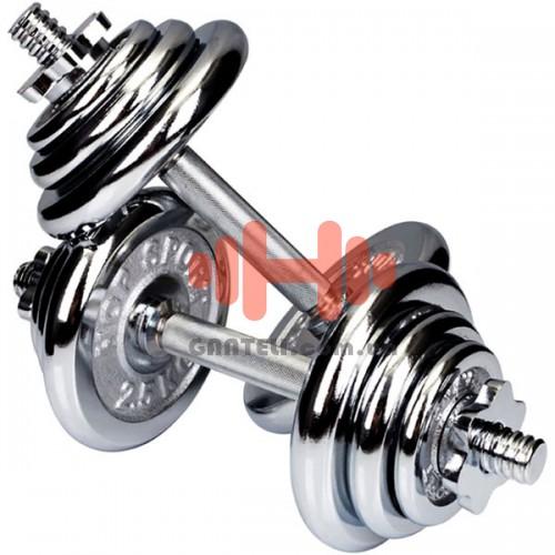 Гантель разборная Hop-Sport 2х10 кг, код: HD326