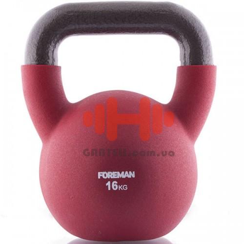 Гиря Foreman 16 кг, код: FM-TTK-16KG