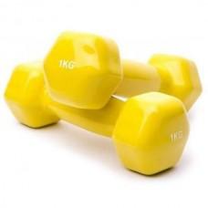 Гантель для фитнеса Alex 1х1, код: VDD-01