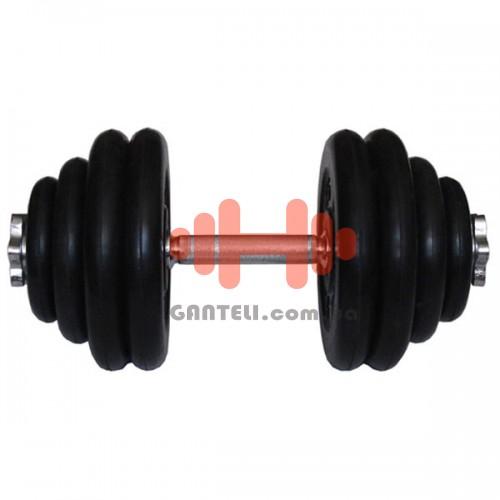 Гантель разборная HouseFit 15 кг, код: HSFR-15