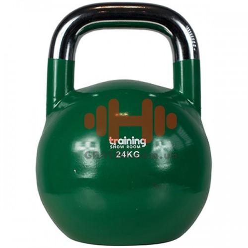 Гиря для кросс-фита Training ShowRoom Competition Premium 24 кг, код: A04.03.002-24
