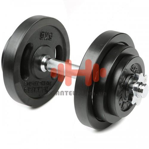 Гантель Hammer 20 кг, код: H-6723