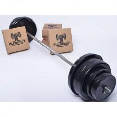 Штанга в наборе Plenergy 125 кг., код: RV-06